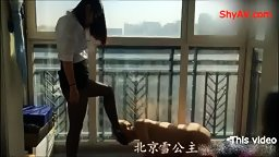 Sex Driven Shanghai Girl Raped Chinese Guy