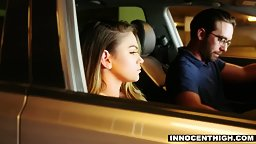 Athena Farris' Stepdad is Worried & Hung - HD